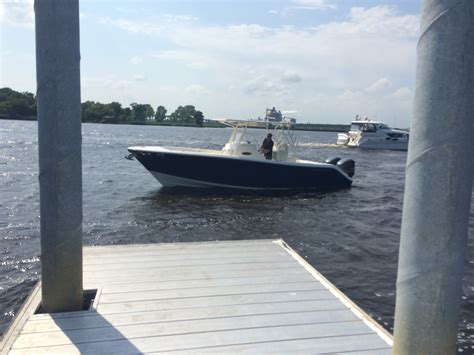 cobia boats any good cobia 296 sea trial the hull truth boating and fishing