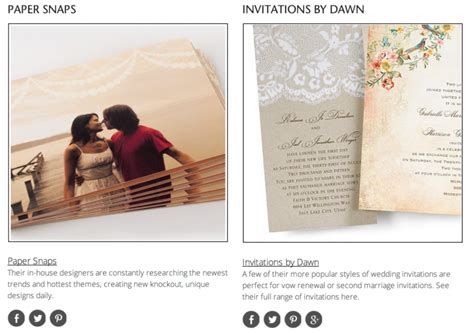 websites for wedding invitations team wedding top 10 wedding invitation websites