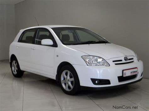 Toyota Rx Used Toyota Runx Rx 2005 Runx Rx For Sale Windhoek