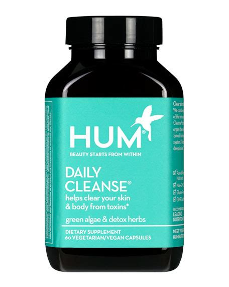 Hum Liver Detox by Hum Nutrition Daily Cleanse Supplement