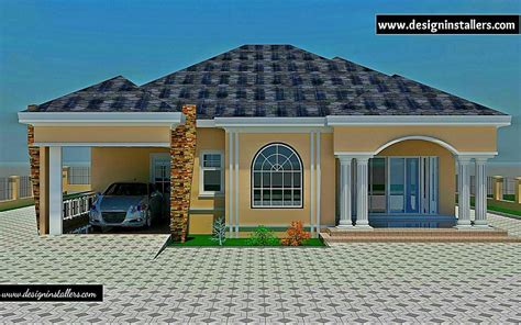 Architectural House Plans by Nigeria House Plans Designs Nigerian House Designs Kunts