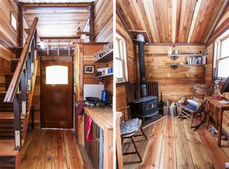 pictures of small homes interior rustic modern tiny house rustic tiny house interior small