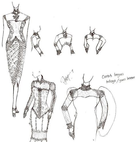 desain baju pesta payet gaun pesta desain baju pesta kebaya modern dan gaun