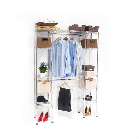 Expandable Closet Organizer by Ultrazinc Expandable Closet Organizer System Seville