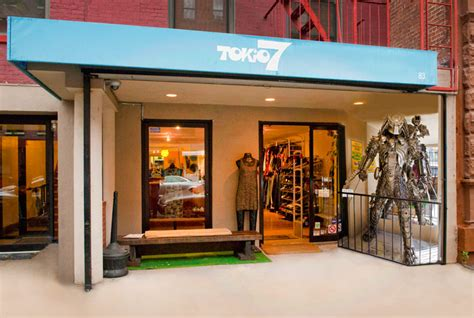 7 Best Upscale Consignment Shops by Tokio 7 Is A Unique Consignment Store In New York City