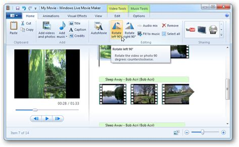 online house music maker turn photos and home videos into movies with windows live movie maker