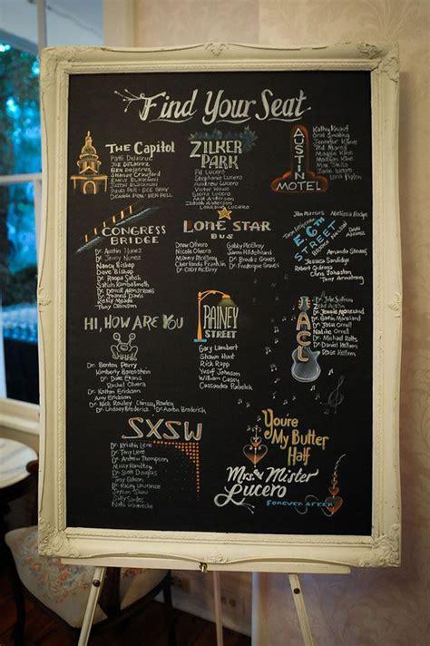 the 8 most unique seating chart ideas the 17 unique seating chart ideas for weddings mon cheri bridals