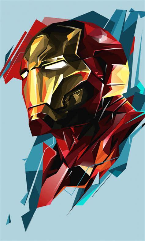 iron man marvel superhero art wallpaper
