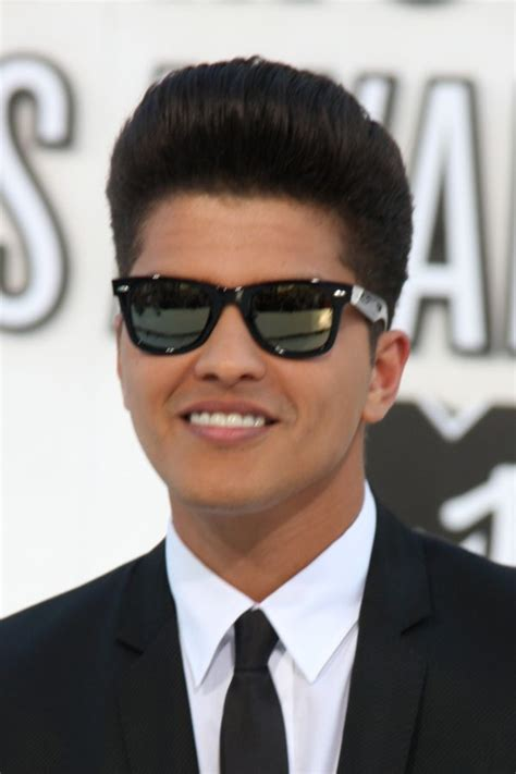 biography the bruno mars biography