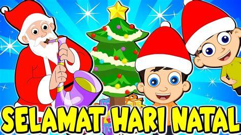 Merry Selamat Hari Natal lagu kanak kanak melayu malaysia lagu selamat hari natal