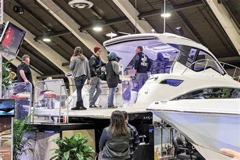 los angeles boat show 2018 la boat show take 62 sea magazine