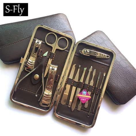 Manicure Set Isi 12 6 pattern 12pcs set nail clipper kit nail care