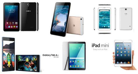 Tablet Khusus Yang Murah 6 tablet berkualitas yang dijual dengan harga murah