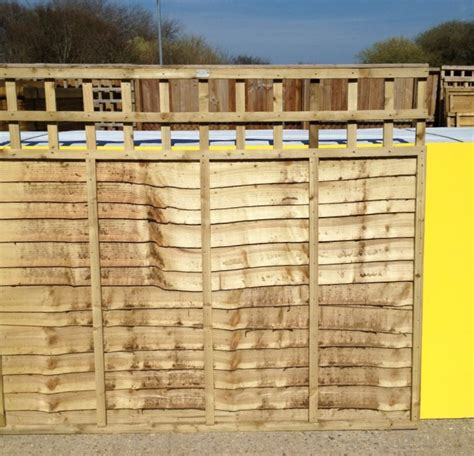 4ft Trellis Panels Rhf Fencing Supplies Isle Of Wight