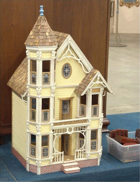 ladybird dolls house painted lady mini s pinterest dollhouses victorian
