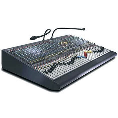 Mixer Allen Heath 32 Channel Bekas allen heath gl2400 32 channel live sound mixer