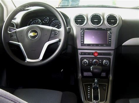 Chevrolet Captiva 2014 Interior database error