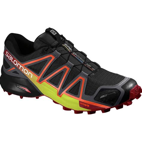 soloman shoes salomon speedcross 4 cs trail running shoe s