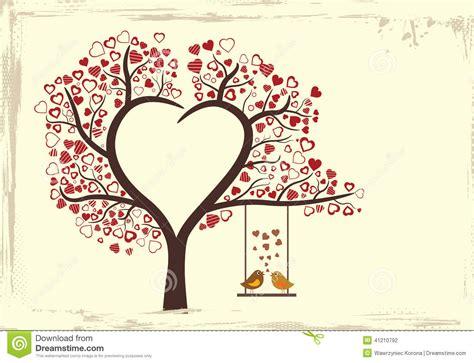 imagenes de amor y amistad vintage dise 241 o del amor de los p 225 jaros en estilo del vintage