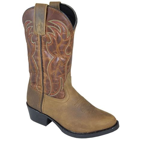 Country Boots Brown Simple smoky mountain tonto boots children s brown