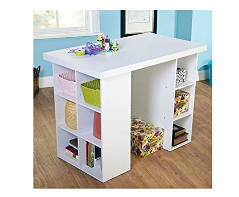 white counter height craft table price tracking for metro shop white counter height craft