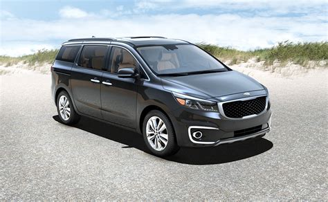 Kia Caravan 2015 Dodge Grand Caravan Vs 2015 Kia Sedona Comparison