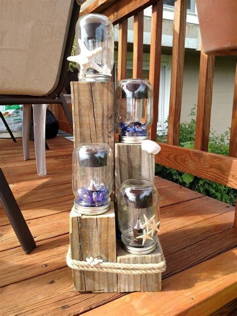 Solar Light Crafts Jar Solar Light Jar Solar Lights Solar