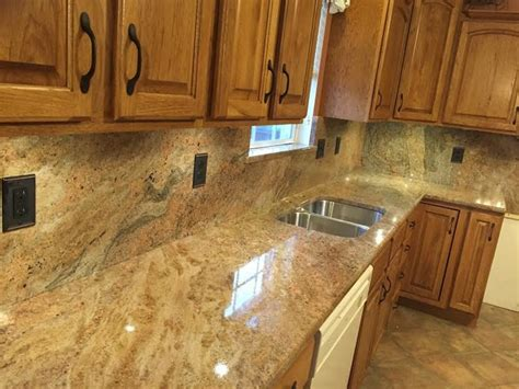 Rustic Granite Countertops by Countertops Rustic Kitchen Philadelphia By Asco