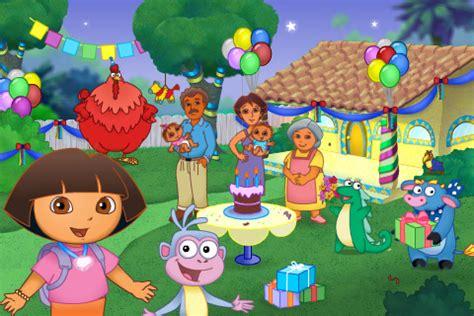 download dora games free full version download doras big birthday adventure full version running