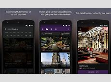 100 Best Android Apps of 2018 | Phandroid Hotel Tonight