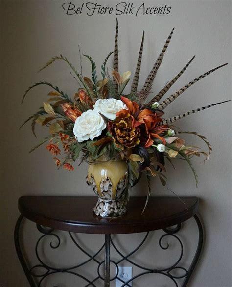 80 Best Silk Flower Arrangements Images On Pinterest Dining Table Centerpieces Flowers
