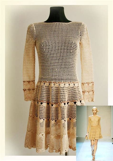pattern crochet for dress 12 crochet dresses to challenge your skills