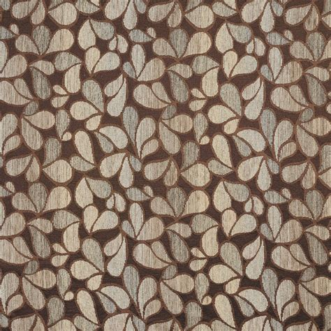 And Grey Upholstery Fabric Brown And Grey Abstract Chenille Upholstery Fabric By The