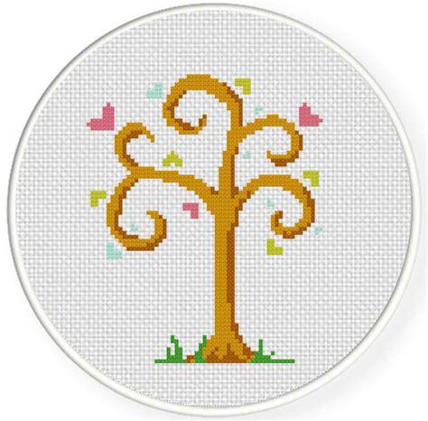 tree cross stitch pattern tree cross stitch pattern daily cross stitch