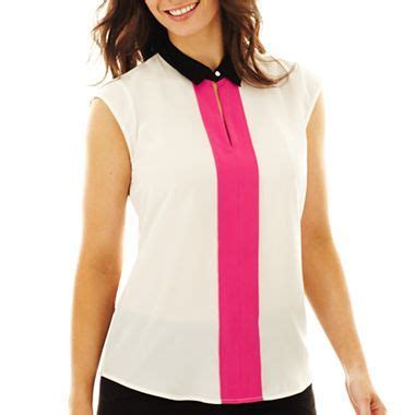 Blouse 37 Lf 17 best images about contrast collars on