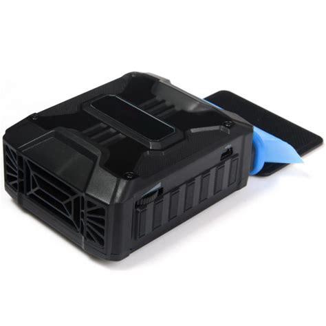 vacuum cooler laptop taffware universal laptop vacuum cooler v6 black