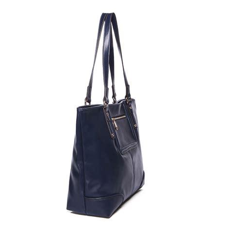 stylish bag stylish shoulder tote bag blue