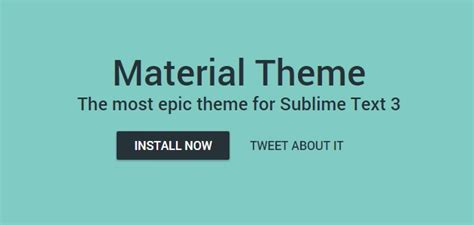 theme sublime text 3 material a fresh collection of graphic freebies for your next