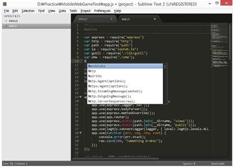 format html code in sublime another boy blog 아는것 보다 할수 있는게 더 많은 사람이 되고파라 nodejs