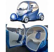 A Bubbly Future 4 Weird Futuristic Electric Car Concepts