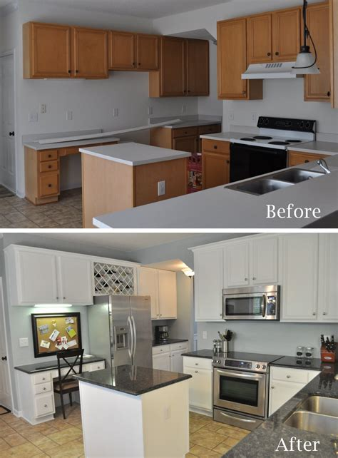 kitchen layout before and after not so newlywed mcgees 1 year