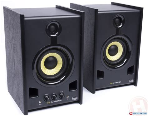 Hardware Speaker Laptop hercules xps 2 0 80 dj monitor
