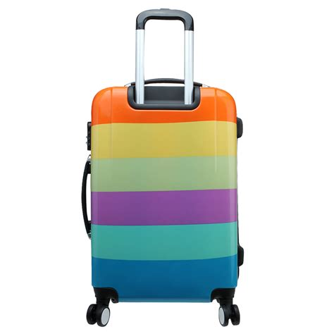 gorgeous suitcases new design beautiful butterfly luggage travel bag luggage bag trolley luggage bag buy