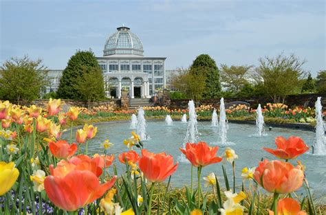 Lewis Botanical Gardens April Is The Time For A Virginia Garden Vacation Covington Travel