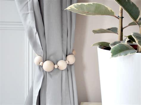 Handmade Curtain Tie Backs - beautiful diy curtain ties backs on a budget interior