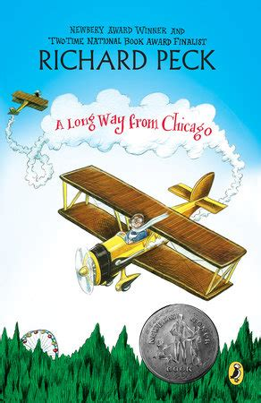 a way from chicago book report a way from chicago by richard peck