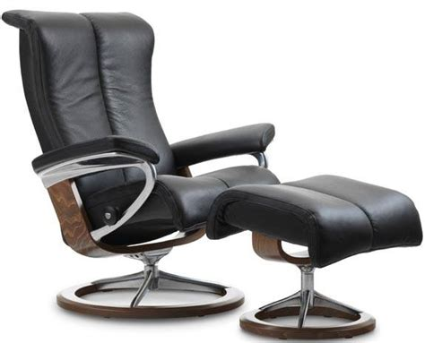ekornes recliners leather recliner chairs scandinavian comfort chairs