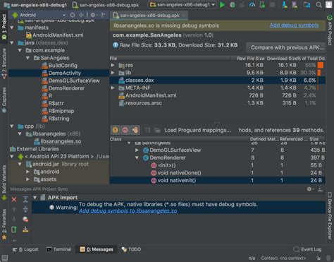 android studio apk profile and debug pre built apks droidmod android gaming apk mods much more