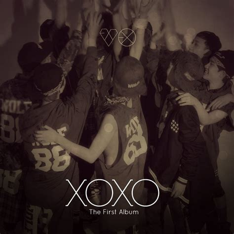 exo xoxo album exo xoxo cover by mbleast on deviantart