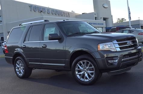 Expedition Limited 2015 ford expedition limited on review walkaround